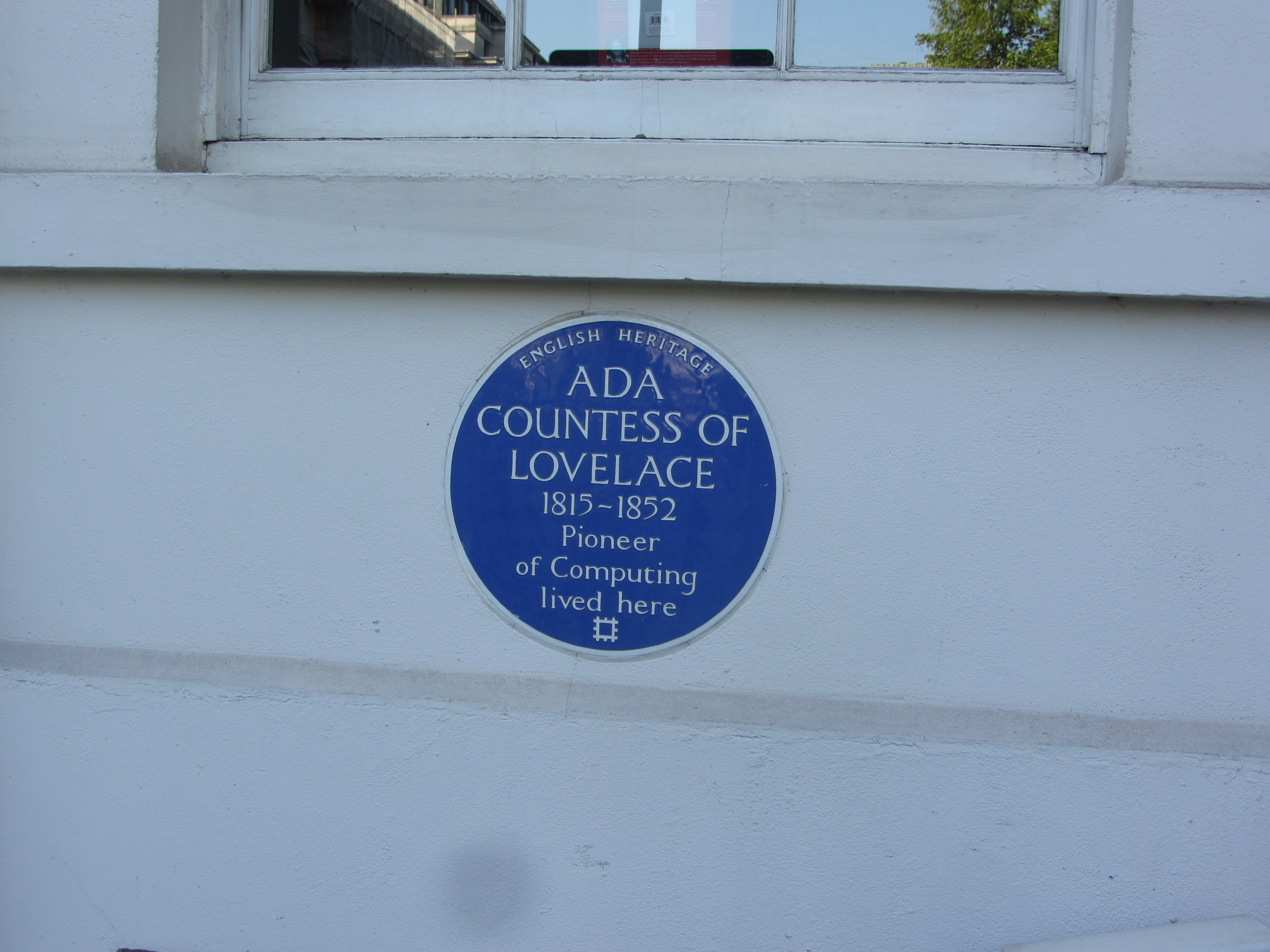 ada lovelace and father of computing relationship